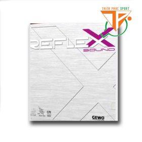 Mặt vợt Gewo Reflexx Sound 1